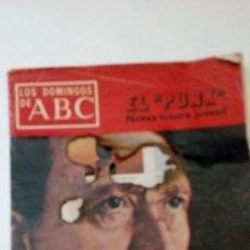 Coleccionismo de Los Domingos de ABC: SUPLEMENTO SEMANAL DEL DIARIO ABC. Lote 81934256