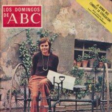 Coleccionismo de Los Domingos de ABC: LOS DOMINGOS DE ABC. 8 DE ABRIL DE 1973.. Lote 82033416