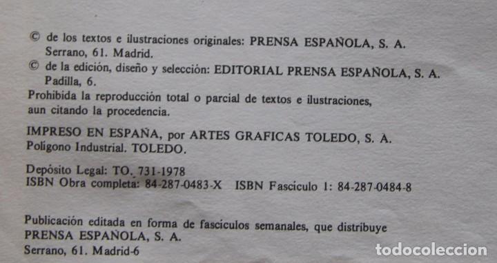 Coleccionismo de Los Domingos de ABC: REVISTA GRAFICA: ABC 1936-1939 DOBLE DIARIO GUERRA CIVIL COMPLETA 80 ENTREGAS ENCUADERNADAS 8 TOMOS - Foto 6 - 82786252