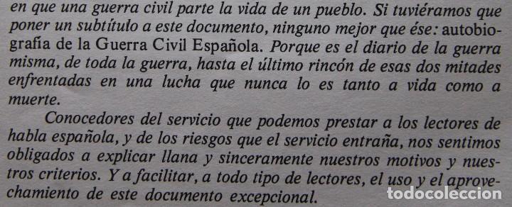 Coleccionismo de Los Domingos de ABC: REVISTA GRAFICA: ABC 1936-1939 DOBLE DIARIO GUERRA CIVIL COMPLETA 80 ENTREGAS ENCUADERNADAS 8 TOMOS - Foto 10 - 82786252