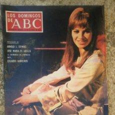 Coleccionismo de Los Domingos de ABC: LOS DOMINGOS DE ABC - 22 OCTUBRE 1972 - JULIE CHRISTIE . Lote 84282256