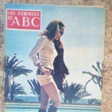 Coleccionismo de Los Domingos de ABC: LOS DOMINGOS DE ABC 16 DICIEMBRE 1973, URSULA ANDRESS. Lote 84282644