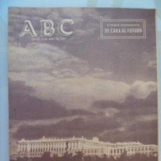 Coleccionismo de Los Domingos de ABC: ABC : NUMERO CONMEMORATIVO 25 AÑOS DE PAZ . 2 ABRIL 1964.. Lote 210793715