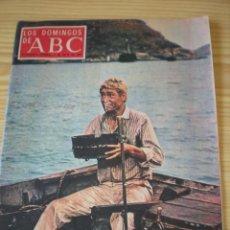 Coleccionismo de Los Domingos de ABC: LOS DOMINGOS DE ABC DE FECHA 05 JULIO DE 1970. Lote 90986960