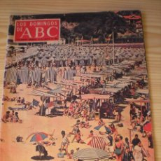 Coleccionismo de Los Domingos de ABC: LOS DOMINGOS DE ABC DE FECHA 10 AGOSTO DE 1969. Lote 90987345