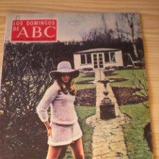 Coleccionismo de Los Domingos de ABC: LOS DOMINGOS DE ABC DE FECHA 03 AGOSTO DE 1969. Lote 90987490