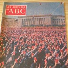 Coleccionismo de Los Domingos de ABC: LOS DOMINGOS DE ABC DE FECHA 02 AGOSTO DE 1970. Lote 90988710