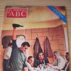 Coleccionismo de Los Domingos de ABC: LOS DOMINGOS DE ABC DE FECHA 26 OCTUBRE DE 1969. Lote 90988870