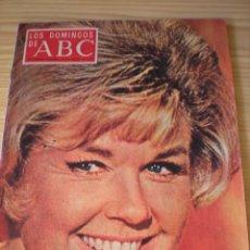 Coleccionismo de Los Domingos de ABC: LOS DOMINGOS DE ABC DE FECHA 29 MARZO DE 1970. Lote 90989135