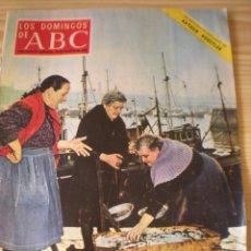 Coleccionismo de Los Domingos de ABC: LOS DOMINGOS DE ABC DE FECHA 24 AGOSTO DE 1969. Lote 90989385