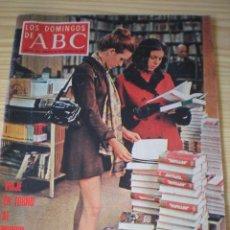 Coleccionismo de Los Domingos de ABC: LOS DOMINGOS DE ABC DE FECHA 22 FEBRERO DE 1970. Lote 90990280