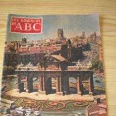 Coleccionismo de Los Domingos de ABC: LOS DOMINGOS DE ABC DE FECHA 24 MAYO DE 1970. Lote 90999290