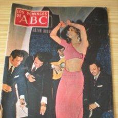 Coleccionismo de Los Domingos de ABC: LOS DOMINGOS DE ABC DE FECHA 11 ENERO DE 1970. Lote 90999690