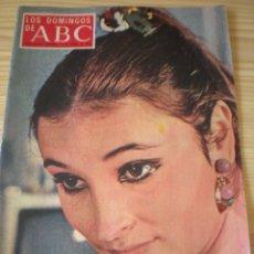 Coleccionismo de Los Domingos de ABC: LOS DOMINGOS DE ABC DE FECHA 12 ABRIL DE 1970. Lote 91000195