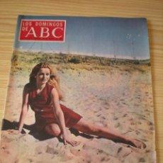Coleccionismo de Los Domingos de ABC: LOS DOMINGOS DE ABC DE FECHA 30 AGOSTO DE 1970. Lote 91033650