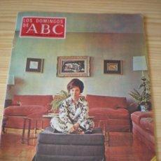 Coleccionismo de Los Domingos de ABC: LOS DOMINGOS DE ABC DE FECHA 08 MARZO DE 1970. Lote 91033965