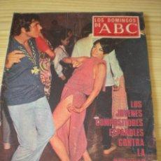 Coleccionismo de Los Domingos de ABC: LOS DOMINGOS DE ABC DE FECHA 11 OCTUBRE DE 1970. Lote 91034100