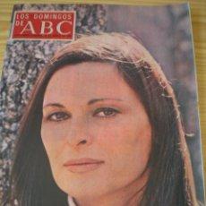 Coleccionismo de Los Domingos de ABC: LOS DOMINGOS DE ABC DE FECHA 16 AGOSTO DE 1970. Lote 91037975