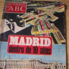 Coleccionismo de Los Domingos de ABC: LOS DOMINGOS DE ABC DE FECHA 06 JULIO DE 1969. Lote 91340440