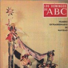 Coleccionismo de Los Domingos de ABC: LOS DOMINGOS DE A B C - 10 DICIEMBRE 1972 - PORTADA: EXTRA NAVIDAD. Lote 91537035