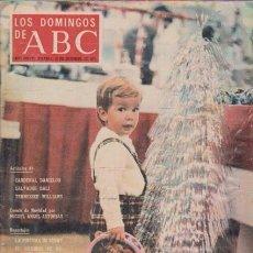 Coleccionismo de Los Domingos de ABC: LOS DOMINGOS DE A B C - 12 DICIEMBRE 1971 - PORTADA: EXTRA NAVIDAD. Lote 91537335
