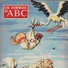Collectionnisme de Los Domingos de ABC: LOS DOMINGOS DE A B C - 29 DICIEMBRE 1968 - PORTADA: NAVIDAD 1968. Lote 92033685