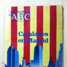 Coleccionismo de Los Domingos de ABC: Nº 728, 18 ABRIL 1982 - LOS DOMINGOS DE ABC. Lote 47280549