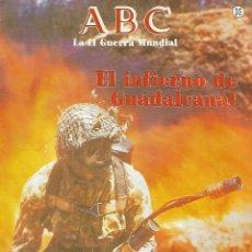 Coleccionismo de Los Domingos de ABC: FASCICULO ABC - LA II GUERRA MUNDIAL - 50 AÑOS DESPUES - Nº 35. Lote 97191071