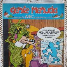 Coleccionismo de Los Domingos de ABC: GENTE MENUDA - REVISTA JUVENIL DE ABC. Lote 97557187