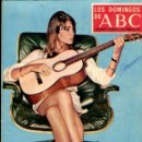 Coleccionismo de Los Domingos de ABC: LOS DOMINGOS DE ABC 1 DE SEPTIEMBRE DE 1968. Lote 97662911