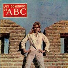 Coleccionismo de Los Domingos de ABC: LOS DOMINGOS DE ABC 15 DE SEPTIEMBRE DE 1968. Lote 97663595