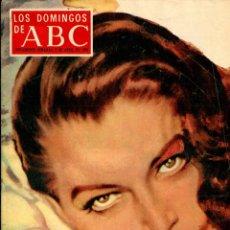 Coleccionismo de Los Domingos de ABC: LOS DOMINGOS DE ABC 5 DE ABRIL DE 1970. Lote 97663779
