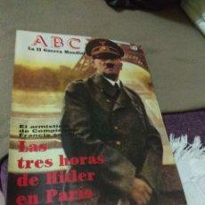 Coleccionismo de Los Domingos de ABC: ABC LA II GUERRA MUNDIAL.. Lote 98169046