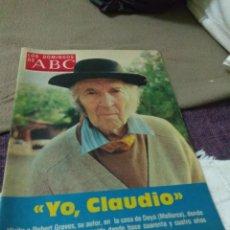 Coleccionismo de Los Domingos de ABC: LOS DOMINGOS DE ABC