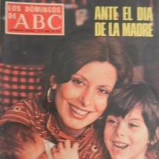 Coleccionismo de Los Domingos de ABC: LOS DOMINGOS DE ABC 25 DE ABRIL DE 1976.. Lote 98957515