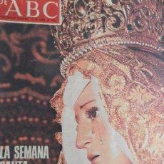 Coleccionismo de Los Domingos de ABC: LOS DOMINGOS DE ABC 11 DE ABRIL DE 1976.. Lote 98957591