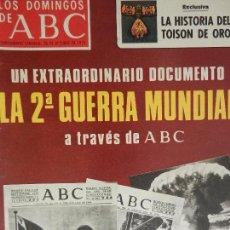 Coleccionismo de Los Domingos de ABC: LOS DOMINGOS DE ABC 26 DE OCTUBRE DE 1975.. Lote 98958431