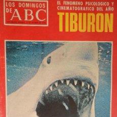Collectionnisme de Los Domingos de ABC: LOS DOMINGOS DE ABC 12 DE OCTUBRE DE 1975.. Lote 98959799