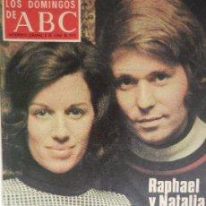 Coleccionismo de Los Domingos de ABC: LOS DOMINGOS DE ABC 8 DE JUNIO DE 1975.. Lote 98960071