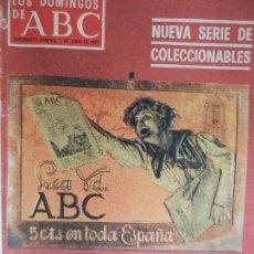 Coleccionismo de Los Domingos de ABC: LOS DOMINGOS DE ABC 1 DE JUNIO DE 1975.. Lote 98983483