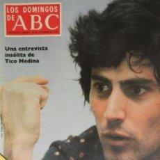 Collectionnisme de Los Domingos de ABC: LOS DOMINGOS DE ABC 28 DE SEPTIEMBRE DE 1975.. Lote 98983539
