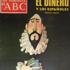Coleccionismo de Los Domingos de ABC: LOS DOMINGOS DE ABC 23 DE NOVIEMBRE DE 1975.. Lote 98984139