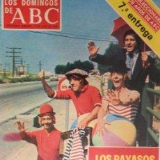 Coleccionismo de Los Domingos de ABC: LOS DOMINGOS DE ABC 13 DE JULIO DE 1975.. Lote 98984671