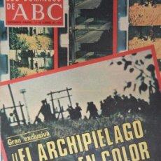 Coleccionismo de Los Domingos de ABC: LOS DOMINGOS DE ABC 15 DE FEBRERO DE 1976.. Lote 98985391