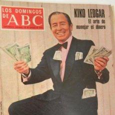 Coleccionismo de Los Domingos de ABC: LOS DOMINGOS DE ABC 28 DE MARZO DE 1976.. Lote 98985475