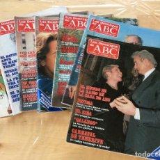 Coleccionismo de Los Domingos de ABC: LOS DOMINGOS DE ABC. Lote 100247275