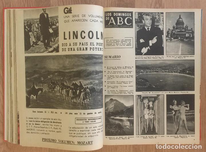 Coleccionismo de Los Domingos de ABC: Los Domingos de ABC TOMO 12 NUMEROS Julio-Diciembre 1969 Muy buen estado ( Ver fotografias) - Foto 5 - 100291747