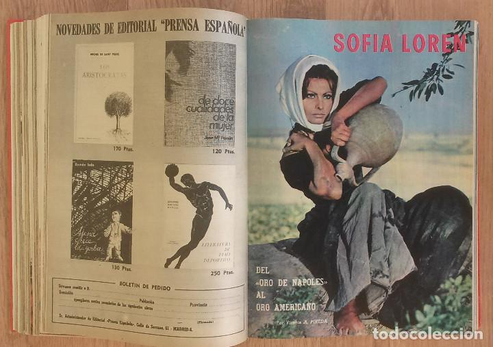 Coleccionismo de Los Domingos de ABC: Los Domingos de ABC TOMO 12 NUMEROS Julio-Diciembre 1969 Muy buen estado ( Ver fotografias) - Foto 10 - 100291747