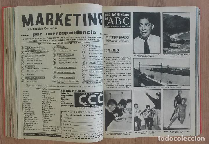 Coleccionismo de Los Domingos de ABC: Los Domingos de ABC TOMO 12 NUMEROS Julio-Diciembre 1969 Muy buen estado ( Ver fotografias) - Foto 14 - 100291747
