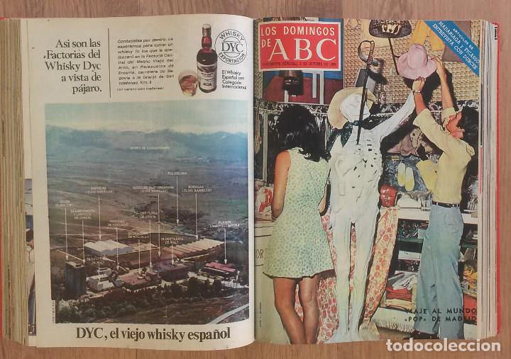 Coleccionismo de Los Domingos de ABC: Los Domingos de ABC TOMO 12 NUMEROS Julio-Diciembre 1969 Muy buen estado ( Ver fotografias) - Foto 17 - 100291747